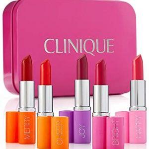 Clinique Pick Your Party Lipstick SET NIB NEW